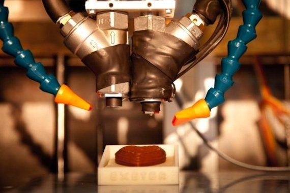 impersora chocolate 3d
