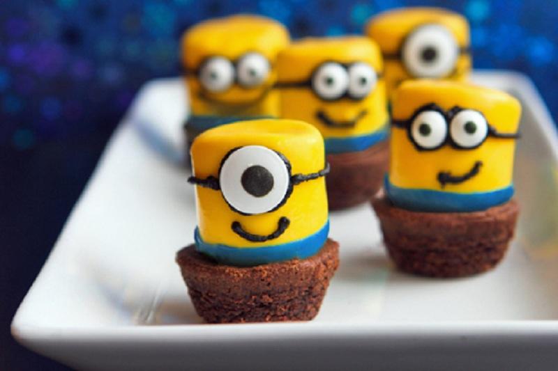despicable me 2 cupcakes