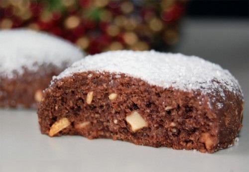 polvorones chocolate