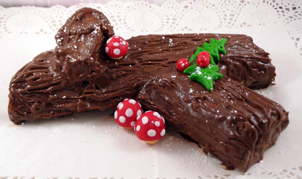 tronco naviddad - Navidades Asombrosas