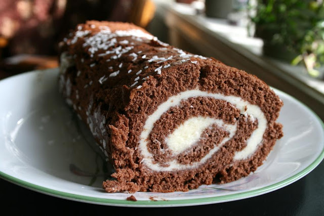 brazo gitano chocolate