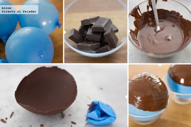 cuencos chocolate