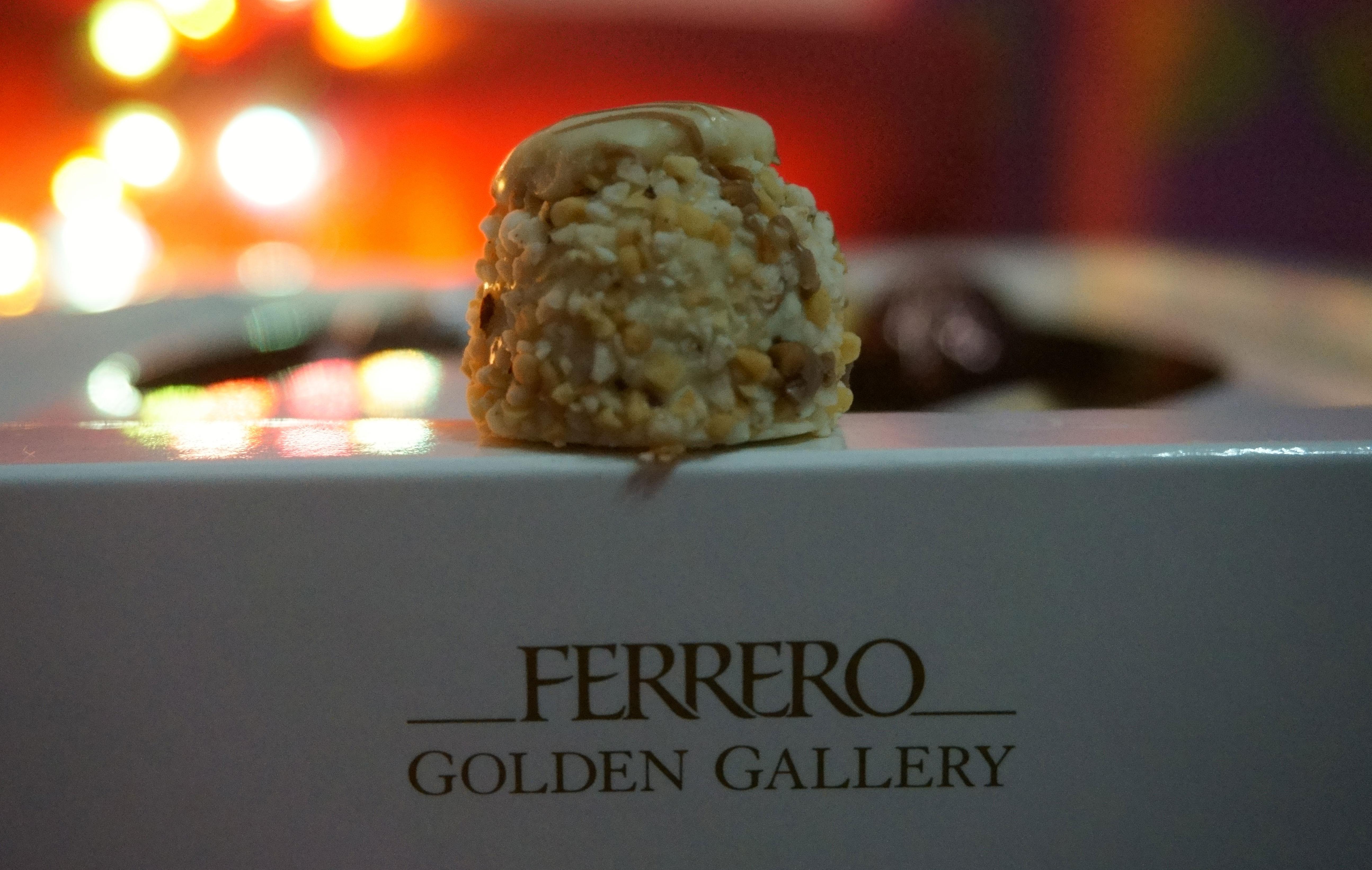 Ferrero Golden Gallery Ferrero Manderly