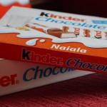 ¡Ponle cara a Kinder Chocolate! Así es y así se pide