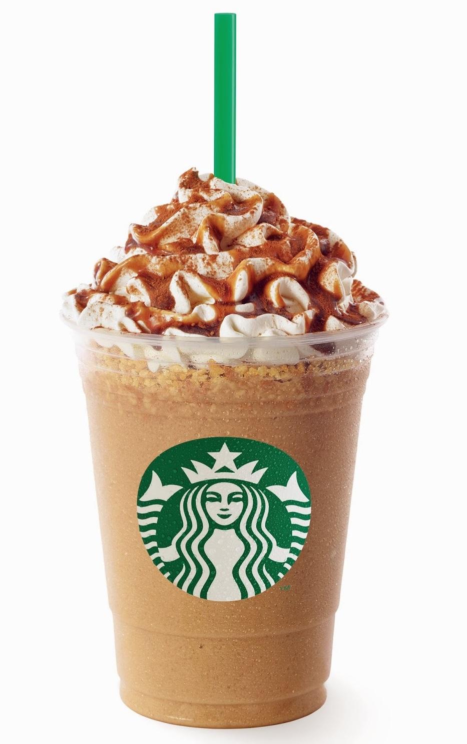 Frappuccino Starbucks Vaso