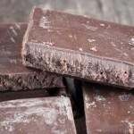 chocolate poniendose blanco